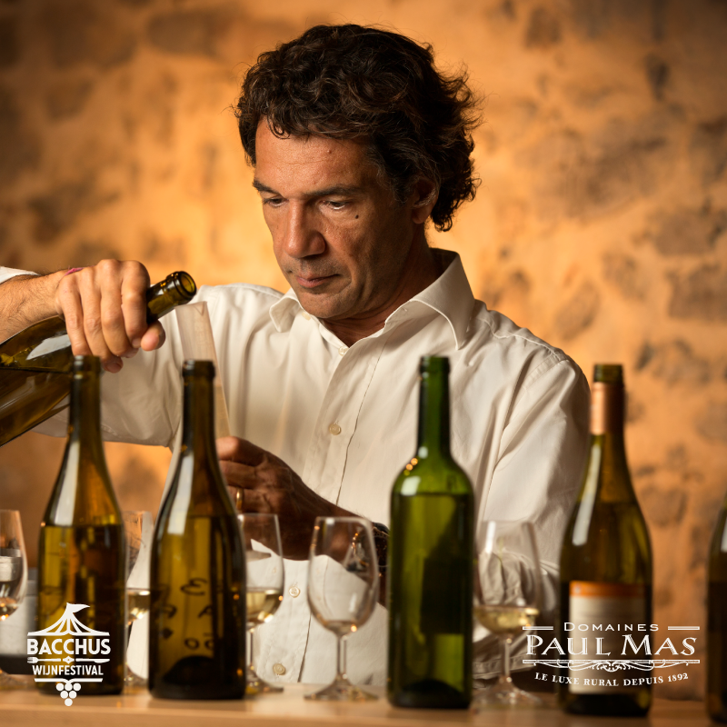 Paul Mas – Blind tasting.