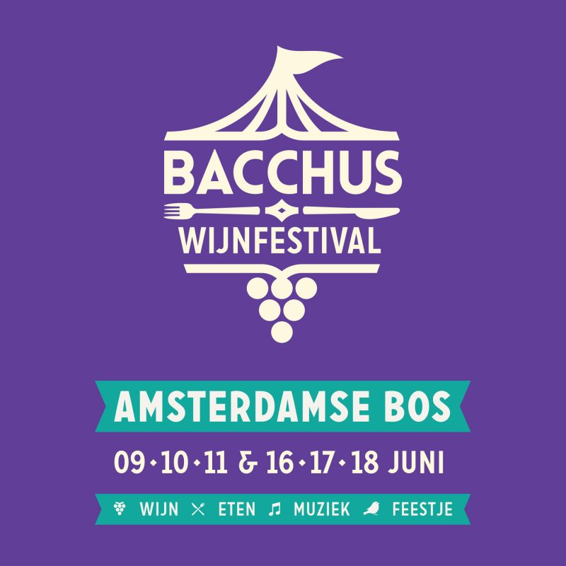 Bacchus Wijnfestival in juni
