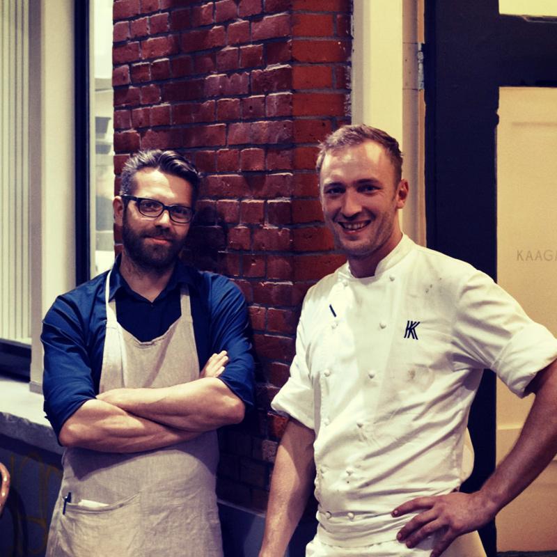 Zaterdag 16 juni: Giel Kaagman en Bram Kortekaas van restaurant Kaagman & Kortekaas