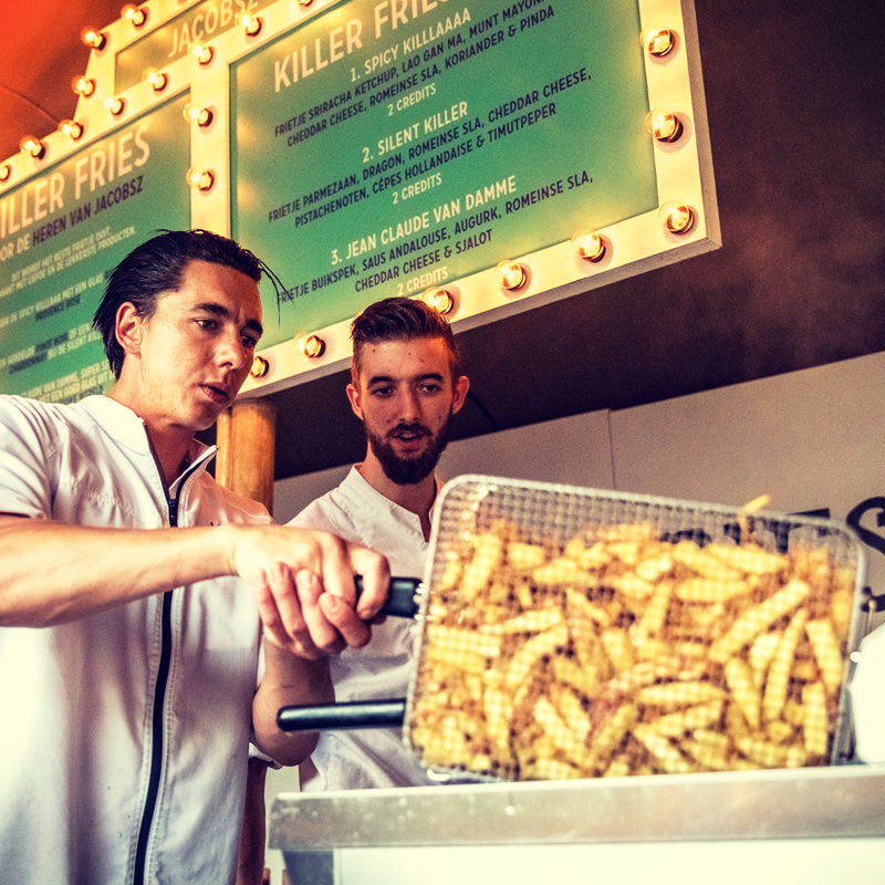 Killer Fries by Jacobsz